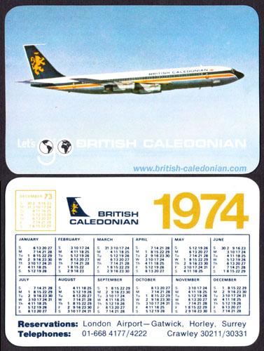 Календарь апреля 1974