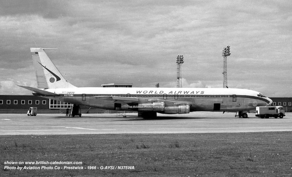 congo airways fleet