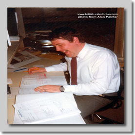 1980 BRU – Chris Vandermeulen (Accounts Manager)
