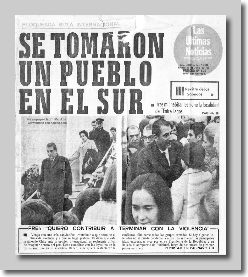 Chilean Newspaper