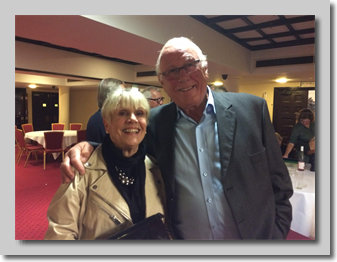 Barbara and Gerry Hook