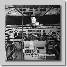 Carvair cockpit assembly