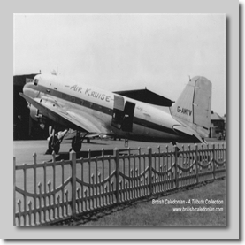DC3 G-AMYV Air Kruise copy