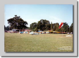 Gliders and Microlights