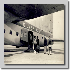 Silver City B170 to the continent
