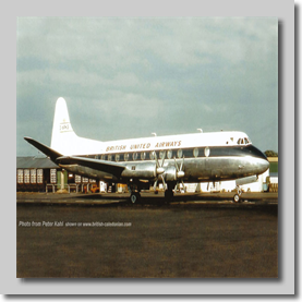 G-APKG BUA Viscount