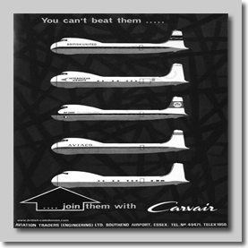 Aviation Traders Carvair - mono